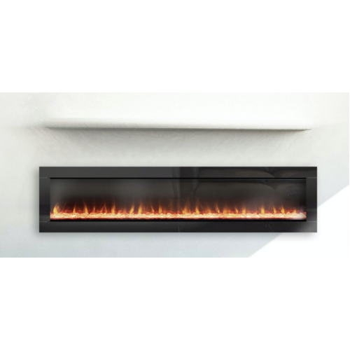"Ambe Linear 50"" Electric Fireplace"