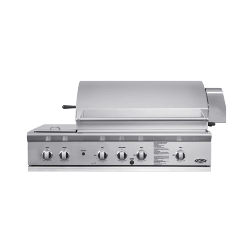 "DCS Built-in Grill, 48"" with Side Burners $6499.00 (BGB48-BQR)"