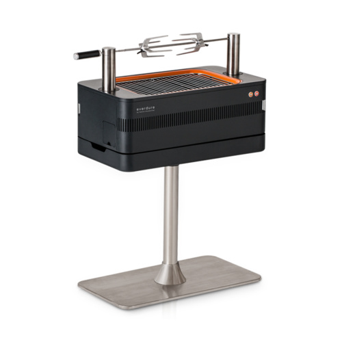 Everdure Charcoal BBQ Fusion $699.00 (HBCE1BS)