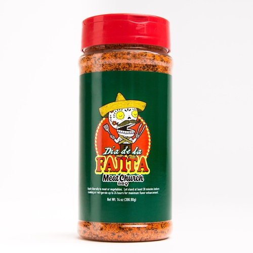Meat Church Fajita Rub 340g